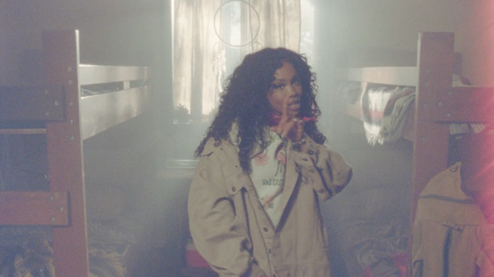 Broken Clocks | Sza | Dir. Sza and Dave Free of The Little Homies